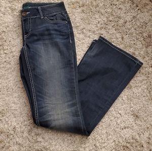 Womens Wrangler Boot Cut Jeans